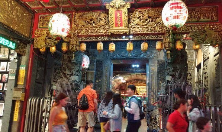 西門町にある「台北天后宮」は都会のオアシス!: 行って良かった!満足 ...