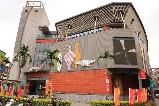台湾鶯歌 展示館.jpg